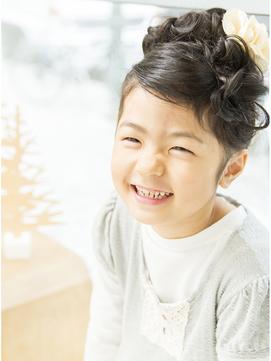 【LAD hair】☆キュートなキッズアレンジ☆