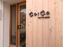 ココ Co:Co hair & make