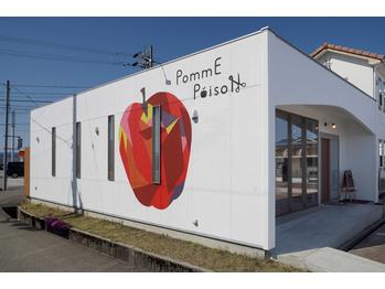 ポム ポイズン(PommE PoisoN)(富山県滑川市/美容室)