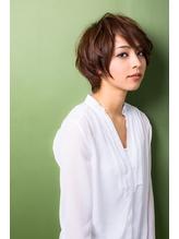 【Ramie】加藤貴大 30代40代オススメ!!大人カジュアルショート .53
