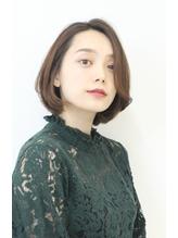 シンプルワンカールボブスタイル☆.10