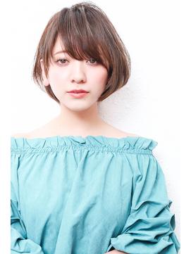 【ナチュラルボブ209】Nori Nakajima