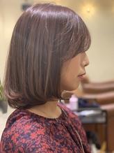 『jbhair稲毛』大人女性に大人気★上品ロブ【稲毛】.21