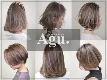 アグ ヘアー コア 天王寺店(Agu hair core)(大阪府大阪市阿倍野区)