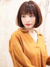+animo吉川美南+重めワンカールマッシュボブ♪f-1.40