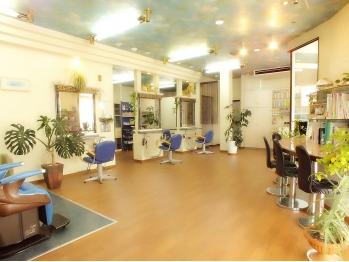 ヘアサロン スリーク(Hair Salon Sleek)(兵庫県姫路市/美容室)