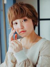 【瀬田◆エクファヘアリゾート】愛されエアリーショートボブ.59