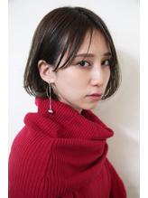 センターパートボブ【Baco.】.15