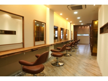 ヘアー ブランシェ 光明台店(HAIR Branche)(大阪府和泉市/美容室)