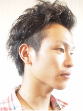 彼氏&夫に通って欲しいと評判の船橋人気TOPクラスサロン☆雰囲気のある男は髪型から違います!
