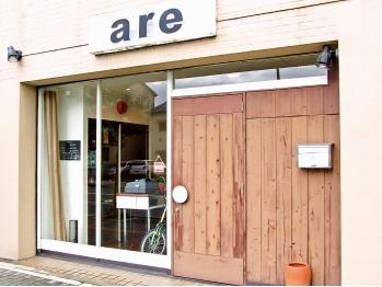 アール are(兵庫県姫路市/美容室)