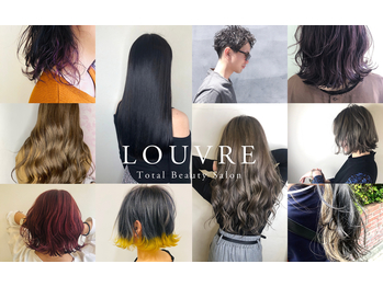 ルーヴル トータル ビューティ サロン 生駒(LOUVRE Total Beauty Salon)(奈良県生駒市/美容室)