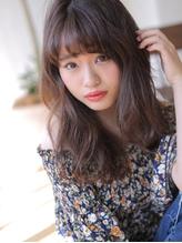 ☆大きめカールでモテセミロング☆.31