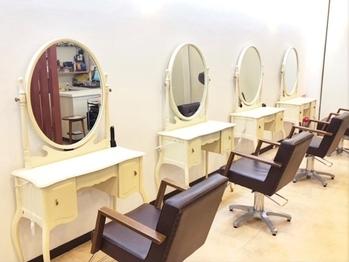 ビューティーロアールビージェイ サンティール店(Beauty Loire B.J.)(広島県福山市/美容室)