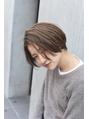 【デパール】ヘルシーレイヤー黒髪デジタルパーマイルミナカラー