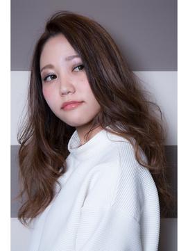 【moon style】ナチュラルロングレイヤー(ルームスタイル)