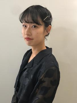 【seek 菜月】フィンガーウェーブアレンジ【長野.松本】