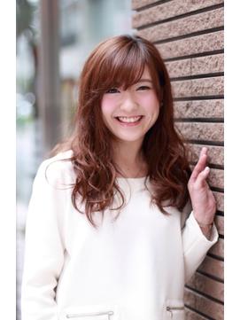 ゆるふわ*モテ髪ロングスタイル