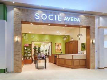 40代大人女性にぴったりな美容院 ソシエアヴェダ コクーンシティ さいたま新都心店