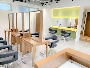 クリック 武蔵小杉店(CLiC)(神奈川県川崎市中原区/美容室)