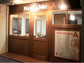 ニュー ミー ヘアー エー(New Me hair A)(埼玉県草加市)