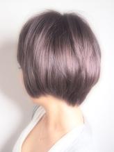 艶っぽくて色っぽいヘアカラー【ラベンダーアッシュ】 カントリー.35