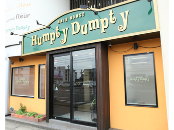 ハンプティダンプティ バイ フルール(Humpty Dumpty By fleur) (ハンプティダンプティ バイ フルール)
