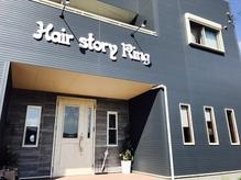 ヘアーストーリー リング(Hair story Ring)