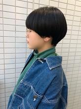 【松根ショート】大人かわいいマニッシュショート.12
