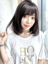 アフロート遊佐【センシュアルショートインナーカラースパイラル.11