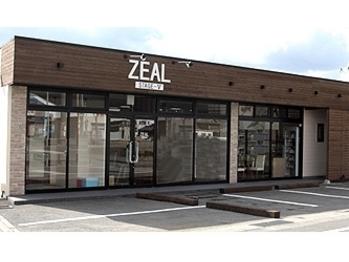 ジールステージ ファイブ(ZEAL STAGE 5)(和歌山県岩出市/美容室)