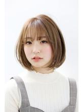 王道内巻きボブ【三宅style】.53