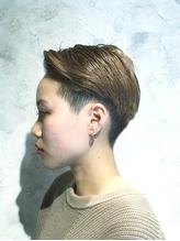 Rogue HAIR 板橋AEON店♪ツーブロックベリーショート♪.59