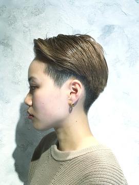 Rogue HAIR 板橋AEON店♪ツーブロックベリーショート♪