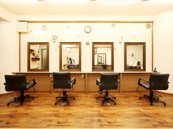 ヘアギャラリー サン(Hair Gallery SUN)(山口県周南市/美容室)