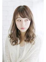 美髪デジタルパーマ/バレイヤージュノーブル/クラシカルロブ/001 シュシュ.22