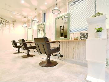リーフ ヘアアンドリラクーゼーション(Leaf hair&relaxation)(東京都西東京市/美容室)