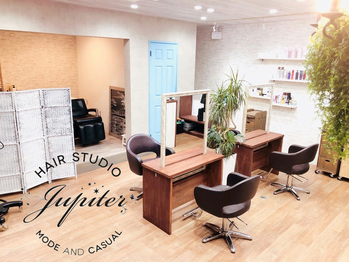 ジュピター 春日店(hair studio jupiter)(茨城県つくば市/美容室)