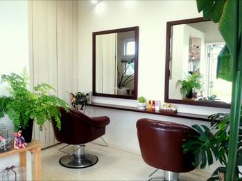 ヘアーリゾート フレグランス(Hair Resort fragrance)(新潟県長岡市/美容室)