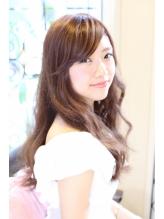 ゆる巻ロングヘアー お嬢様風×お姫様風 お姫様.32