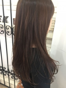 【Seek立川】髪質改善ストレート&カール