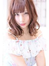 【メイズ東中野・鍛原志行】ふわふわウエーブミディ.37