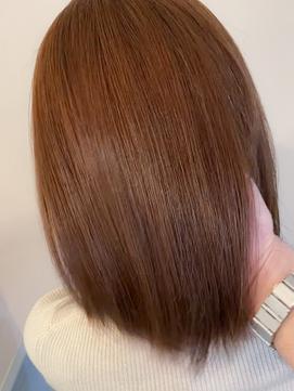 ぴっちぴちヨシンモリストレートヘアシースルー前髪ロングヘア