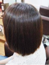 丁寧な技アリ施術で髪のストレスを軽減!定期的に矯正をしたいくせ毛さん、毛量多めさんには嬉しい♪