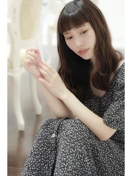 ガレリアエレガンテ稲沢☆柔らかエアリーロングby西脇