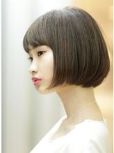 黒髪◎ひしショートボブ 40代.46