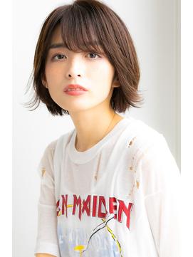 耳かけ☆透明感イルミナアッシュベージュ 中野ヌーンstyle50