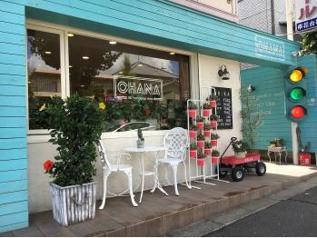オハナストア (OHANA 087 hair design store)