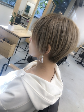 【Unmillime】《小野寺翼》ボーイッシュ/ショートヘア