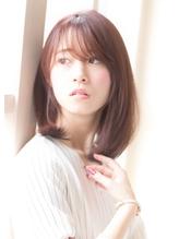 《Barretta/蒲田480》☆大人かわいい×ストレートミディ☆ バレッタ.46